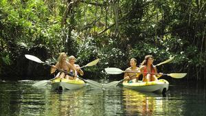 25082018 El Hotel Hacienda Tres Ríos es una propiedad rodeada de selva en Riviera Maya, a 20 minutos de Playa del Carmen.