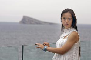 26082018 La modelo de 21 años, Marián Ávila, desfilará por las pasarelas de la Fashion Week de Nueva York.