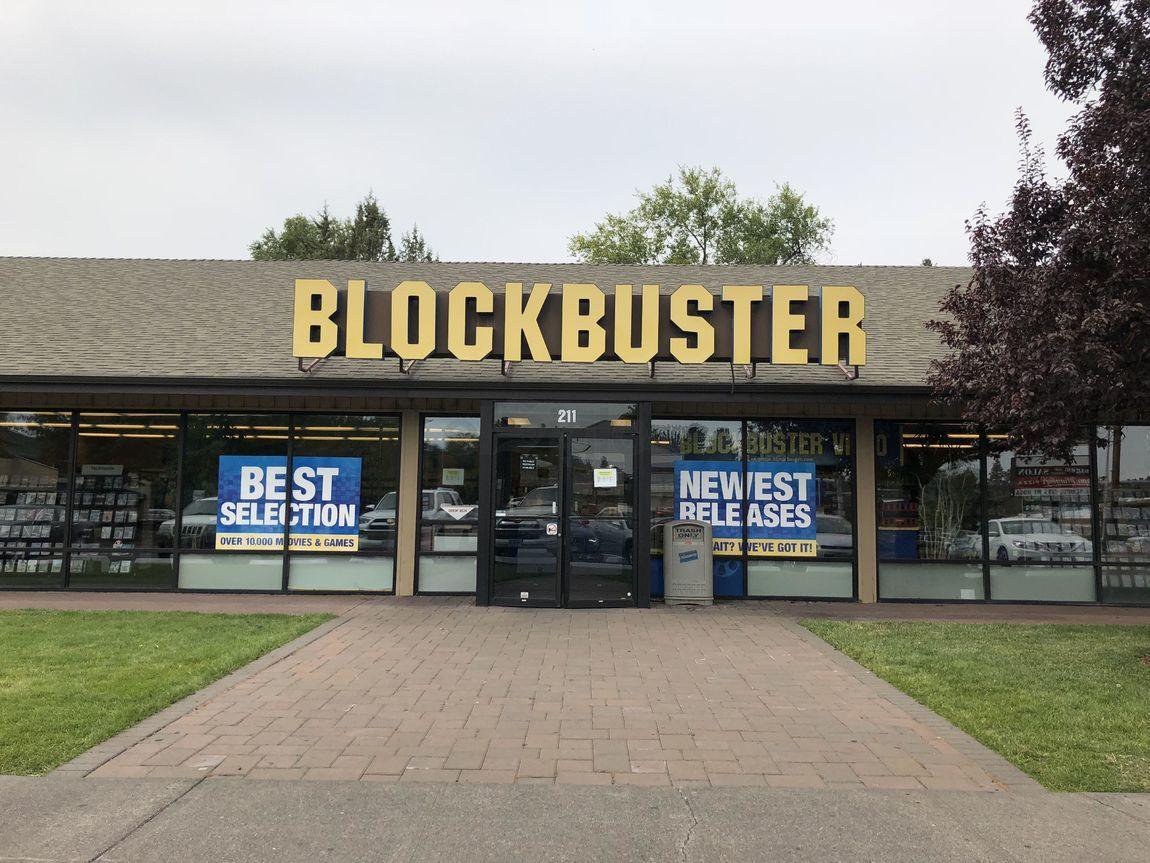 El último Blockbuster en EU