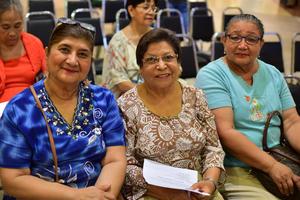 29082018 Mayela, Carmen y Maricruz.