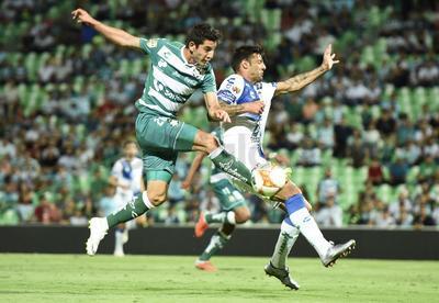 Santos Laguna no conoce la victoria en el torneo copero.