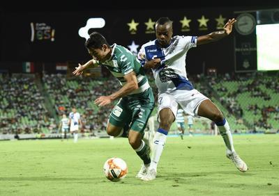 El duelo correspondió a la jornada 5 de la Copa MX.
