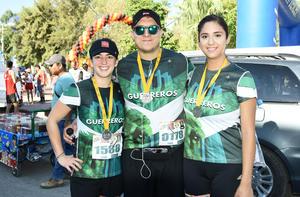 31082018 Maricecy, Hernán y Denisse.