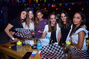 31082018 Andrea, Paola, Zaira, Paola, Cristina y Martha.