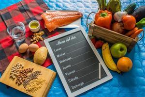 31082018 PLANIFICA.  Adapta el menú a tu estilo de vida.