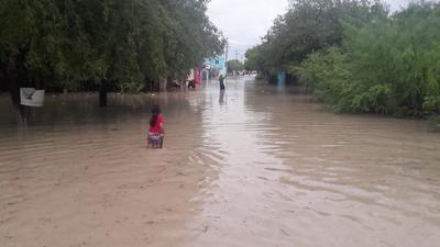 Las tres colonias inundadas en Piedras Negras son: Argentinas, El Edén, Hacienda de Luna y Malvinas.