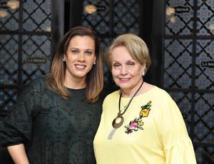 01092018 EN FAMILIA.  Raquel Acevedo y Raquel Ríos de Acevedo.