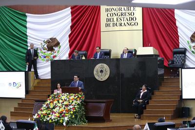 Aispuro Torres recordó a los legisladores que los retos y grandes pendientes que hay en la entidad, solo pueden ser resueltos con la participación de todos los representantes y actores políticos.
