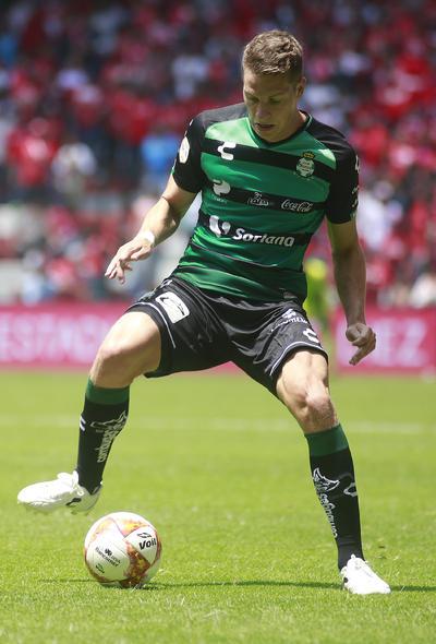 Julio César Furch volvió tras una lesión.