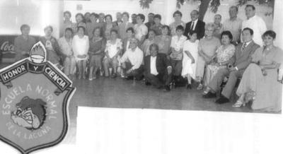 02092018 5ta. generación de maestros de la Esc. Normal de La Laguna cumplen 50 años de graduados