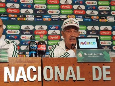 Según Ferretti, el contrato vigente que tiene con Tigres hasta 2021 es lo que impidepara dirigir la Selección.