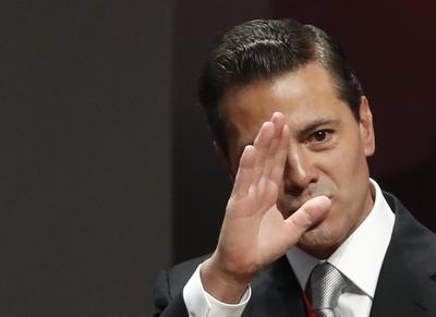 """""""Servir a México ha sido, es y será siempre mi máximo orgullo y mi mejor pasión""""."""