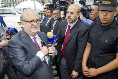 El gobernador del estado de Morelos, Graco Ramírez.