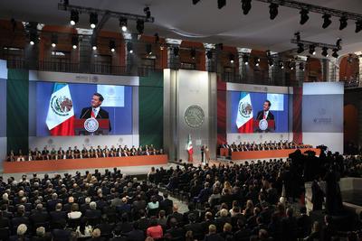 El presidente Enrique Peña Nieto rindió su sexto Informe de Gobierno.