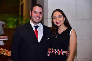 Raul y Luisa