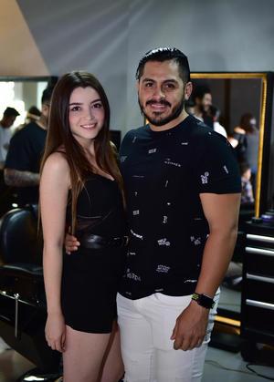 Rocio Ramirez y Almendra y Ever Ibarra Herrera
