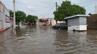 Las redes sociales dieron testimonio de lo que las lluvias ocasionaron en diferentes puntos de la ciudad de Torreón.