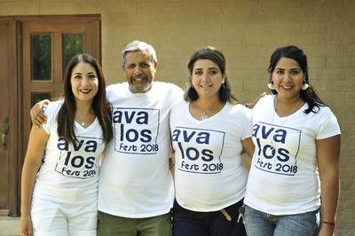 06092018 Jessica, Francisco, Priscila y María Conchita.