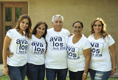 06092018 José Luis con Sue, Fabiola, Almendra y Pamela.