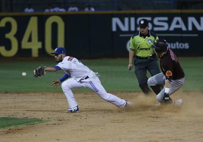 No se pudo completar el segundo juego de una doble cartelera que estaba programada ayer entre los Algodoneros del Unión Laguna y los Generales de Durango.