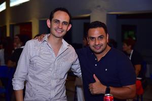 07092018 EN INAUGURACIóN DE EXPO.  Jessie y Miguel.