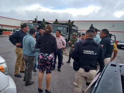Apoyaron en Madero cuerpos de seguridad e incluso elementos de la Sedena.