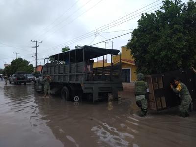Vecinos y alumnos de instituciones educativas tuvieron que ser evacuados.