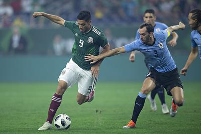Con una solitaria anotación, México fue goleado por Uruguay en su primer compromiso de la fecha FIFA.