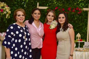 08092018 Magdalena, Alejandra, Edna y Rebeca.