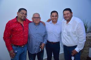 08092018 Juan, Víctor, Daniel y Roberto.