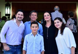 08092018 CONCIERTO DE PIANO.  Regina, Nadia, Ricardo, Lalo y Eduardo Acosta.
