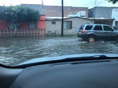 Colonia Las Fuentes.