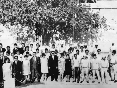 09092018 Personal de SIMAS Torreón en 1967.