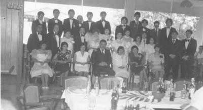 09092018 Generación XII (1978-1983) de Licenciados en Derecho de la Universidad Autónoma de Coahuila un día como hoy hace 35 años.