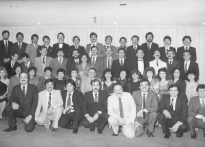 09092018 Generación 1971-1976 de la Facultad de Ciencias Químicas de la UANL.