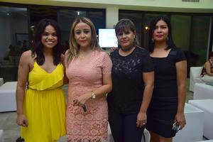 09092018 Alejandra, Consuelo, Fabiola y Claudia.
