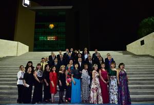 09092018 XXXV ANIVERSARIO.  XII Generacion de Licenciados en Derecho de la Facultad de Derecho de la UAdeC.