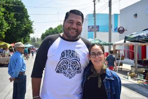 10092018 PASEO COLóN.  Juan Carlos y Daniela.