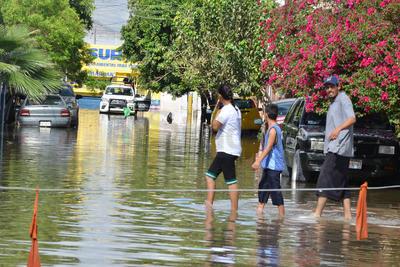 Las familias del oriente se han visto afectadas por las inundaciones.