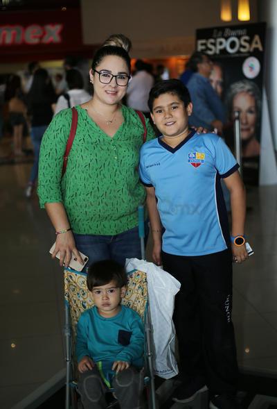 Familia de la Hoya.