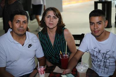 Familia Paula Viera.
