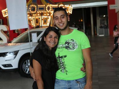 Diana y Jorge.