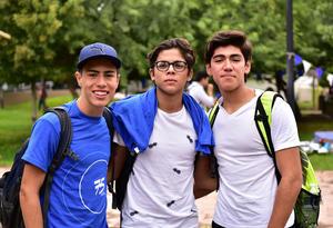 11092018 Rubén Castañeda, Jared Atayde y Fernando Campillo.