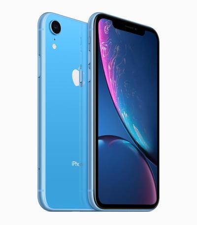 Para llegar a todos los clientes, como lo indicó Apple, fue presentado también el iPhone XR.