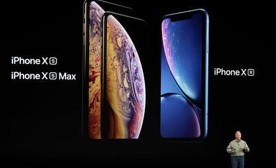 Apple presentó sus nuevos productos, confirmándose los rumores: tres nuevos iPhone.