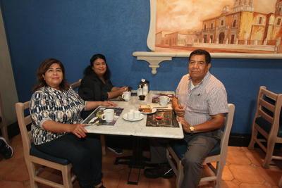 Familia Zamora Salazar.