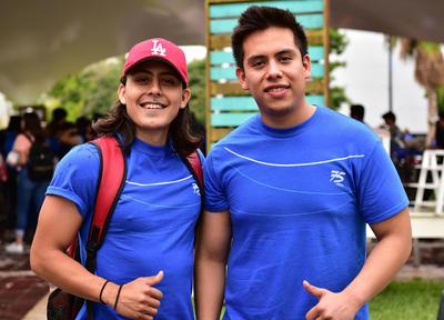 13092018 Michel Huerta y Luis Miguel Rodríguez