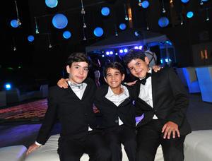 13092018 Alfonso, Sergio, Daniel y Miguel.