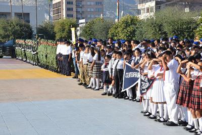 El evento se realizó en la Plaza Mayor de Torreón.