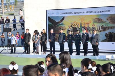 """Se cumplen 171 años de la Batalla de Chapultepec y el nacimiento de """"Los Niños Héroes""""."""